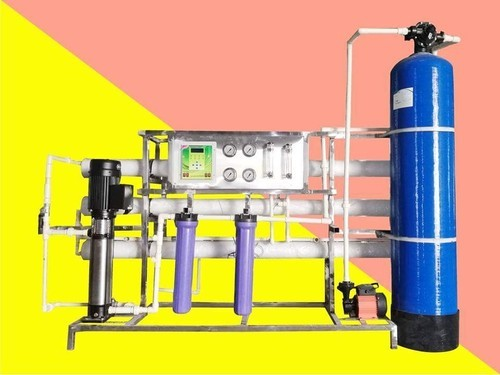 1000 LPH Water RO Plant