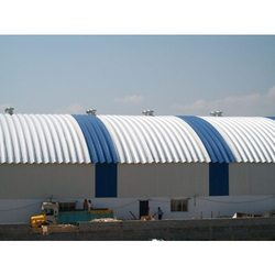 PEB Roofing Shed
