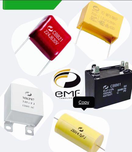 Poly Film Capacitors