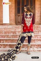 Pakistani Style Georgett Suits