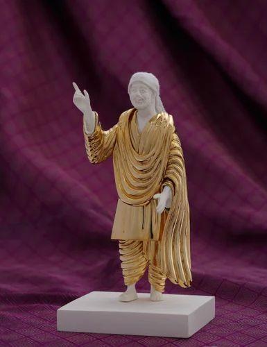 Resin Sai Statue