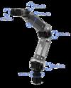 10_6 Axis Industrial Robot