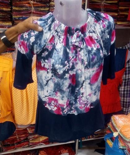 Tops Fancy Ladies Tops New Style Tops Fancy Ladies Tops Exporter
