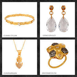 CZ Gemstone Jewelry