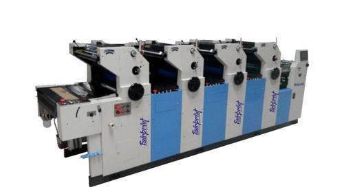 Multi Color Bag Printing Machine
