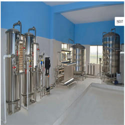 Mineral Water Plant and Machinery Plant