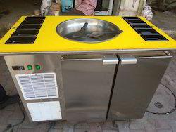 Freezing Ice Pan Machine - Customize