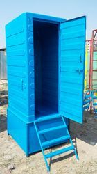 Frp toilet cabin frp indian toilet manufacturer from pune for Cabin septic systems