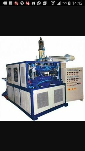 Plastic Disposable Glass Making Machine