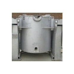 Aluminium Melting Pot Furnace