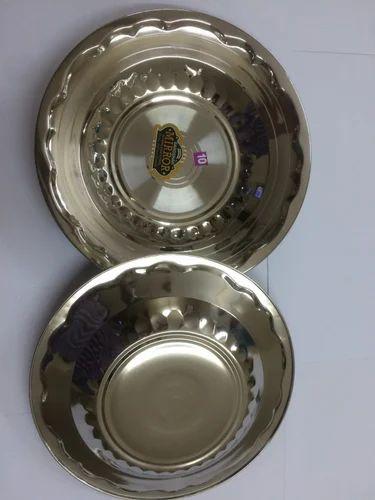 Border Soup Plate