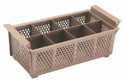 Plastic Cutlery Holder Basket