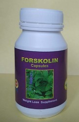 Forskolin Extract Weightloss Capsules