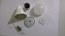 Syska Type Ready LED Bulb