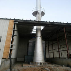 Industrial Scrubber System