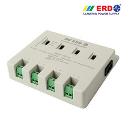 4 Channel Power Supply with Multi Cable Compensation Switch