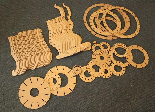 Cardboard Laser Cutting Services