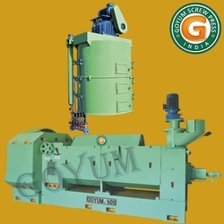Canola Seed Oil Extruder Machine