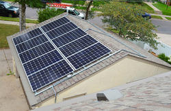 On Grid Solar Rooftop System 10kwp On Grid Solar Power