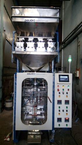 Grain Pouch Packing Machine