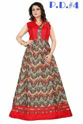 Beautiful Designer Party Wear Gown