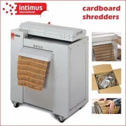 Cardboard Shredder for Packaging