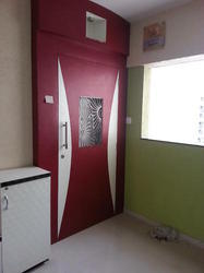 Good Modern Wooden Safety Door