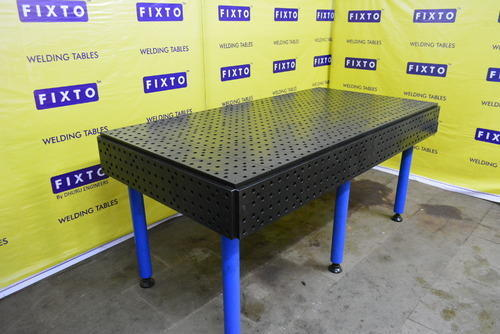 Cubical Nitride Welding Table