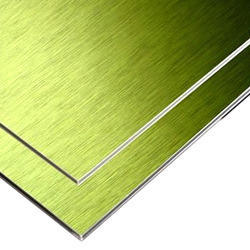 Brush Aluminium Composite Panel