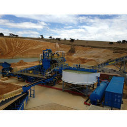 Sand Filteration Plant