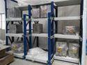 Die Storage Rack
