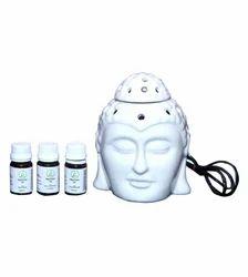 Aroma Oil Buddha Diffuser Small