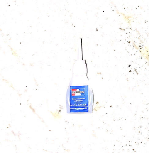 Cyanoacrylate Adhesive 3 gm