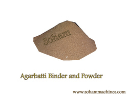 Agarbatti Binder and Powder