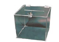 safety house transparent acylic make suggestion box sh a sb