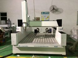 Stone CNC Router With Rotary