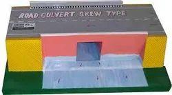 Road Culvert Skew Type - Model