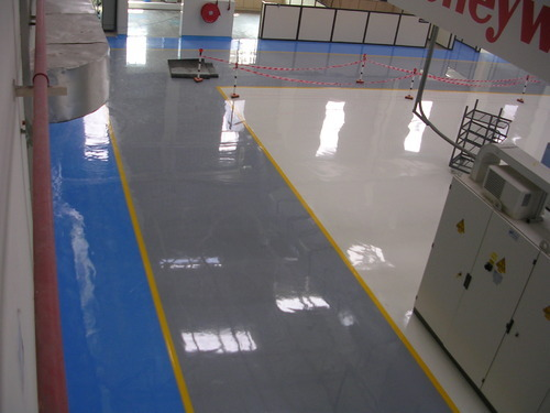 Floor Coatings Epoxy Floor Topping Manufacturer From Pune - Esd flooring cost