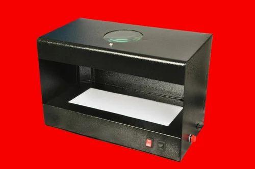 UV Fake Note Detector Machine