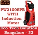 Black & Decker PW2100SPB High Pressure washer