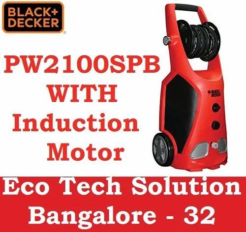 Black & Decker PW2100SPB High Pressure washer