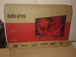 """Gelvin 32 """" LED TV With Warranty"""