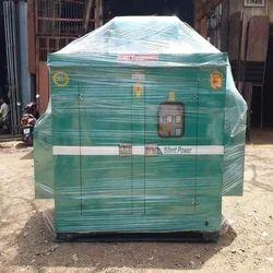 25 KW Portable Soundproof Diesel Generator Set