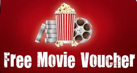 Free Movie Vouchers Bulk Movie Vouchers Service Provider