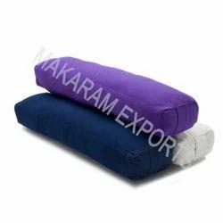 Cotton Pranayama Bolster