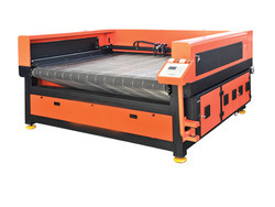 laser garment cutting machine