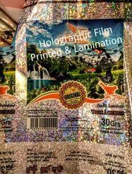 Printable Lamination Holographic Film