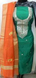 Aaditri Chanderi Salwar Kameez