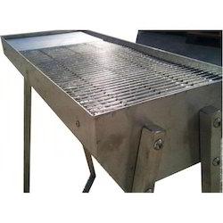 Barbecue Grill Machine