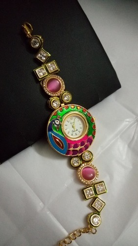 More Kundan Watches